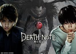 Image result for Death Note 2006