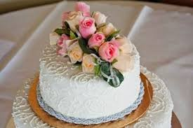 A Homemade Wedding Cake Abc News Australian Broadcasting Corporation