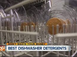 best dishwasher detergent consumer reports. Consumer Reports Puts Dishwasher Detergents To The Test And Names Best Buy Intended Detergent