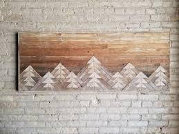 Reclaimed Wood Wall Art Reclaimed Wood Wall Art Wall Decor Wood Art Queen
