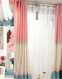 curtains for girl bedroom pink childrens bedrooms nz baby nursery unusual ideas