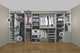 bedroom wardrobe storage systems photo - 3