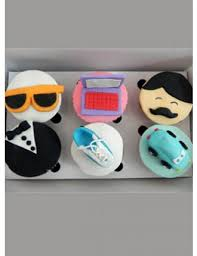 Cupcake For Your Man Birthday Boyfriend By Relation
