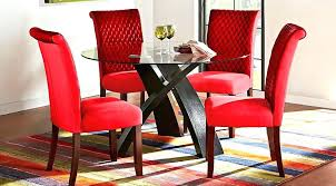 Image Dining Chairs Red Kitchen Table Red Kitchen Table Red Kitchen Table Set For Designs Mar Ebony Round Red Kitchen Table Zybrtoothcom Red Kitchen Table Colorful Painted Dining Table Inspiration Also