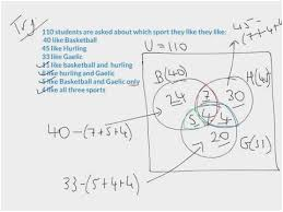 Venn Diagram Problem Solving Problem Solving Involving Sets Using Venn Diagrams Admirable Problem