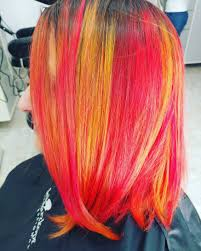 Manic Panic Colors Hair In Living
