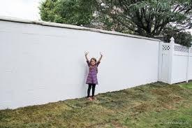 painting block wallPainting Cinder block