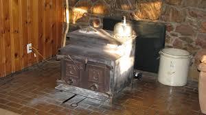 ot wood heat source