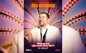 Blu TV'de Yılbaşına Ata Demirer Gazinosu ile girilecek!