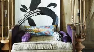 make a statement with large wall art i