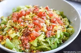 the best side salad of all salad