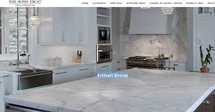 austin artisan group and the home trust international have partnered to promote luxury countertops to affluent consumers and design professionals