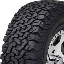 Bf Goodrich All Terrain Tire Size Chart Bf Goodrich All Terrain T A Ko2 Tirebuyer