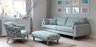 Fabric Patterned Sofas