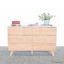 buy clarence modern drawer chest dresser online  scandinavian