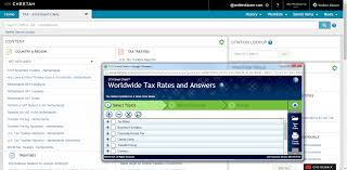 Cch Smart Charts Tax Cheetah Wolters Kluwer Unveils New Research Platform