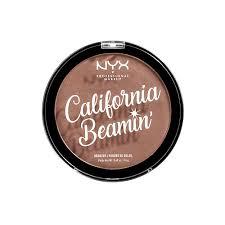 Пудра <b>NYX Professional Makeup Бронзирующая</b> пудра для лица ...
