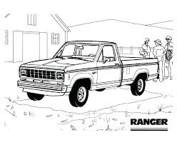 police pickup truck coloring pages free printable construction truck coloring pages color fortune monster page ford