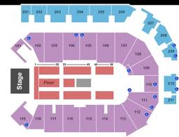 Ppl Seating Chart With Rows High Quality Pbr Ppl Center 2019