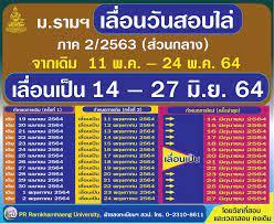 Ramkhamhaeng University Library - Posts
