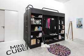 Image Ori Collect This Idea The Living Cube By Till Konneker 2 Freshomecom Compact Living Cube Multifunctional Furniture And Storage