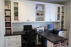 home office double desk. First Rate Dual Office Desk Plain Decoration Double Home Regarding Awesome Decor D