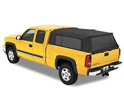 Amazon.com: Bestop 76302-35 Black Diamond Supertop for Truck Bed ...