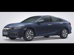 new car 2016 thailandAll New Honda Civic 2016 Thailand 18 iVTEC  15 Turbo  YouTube