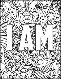 coloring book printouts. Perfect Book Flower Coloring Book Printouts New 5 Printable Pages I Am  Bundle Intended L