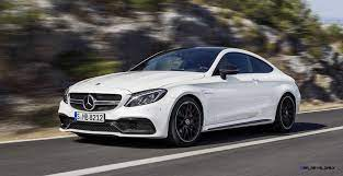 This car is super sharp looking on the. 2016 Mercedes Amg C63 S Coupe 22