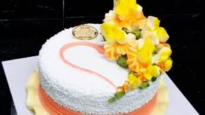 How To Design Cake How To Design Awesome Cake Step By Step Cake Decoration
