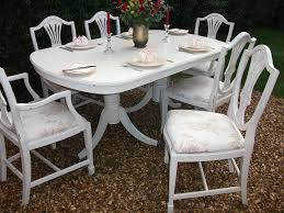 shabby chic dining tables shab chic dining room furniture