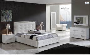 Modern Queen Bedroom Set White : Appealing and Relaxing Modern Queen ...
