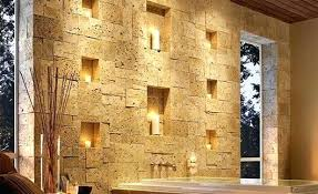 Decor Stone Wall Design Decor Stone Wall Design Modern Bedroom With Natural Stone Wall Decor 91