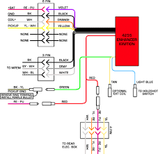 msd instructions pn 2 4255 typical sea doo® 800 enhancer wiring