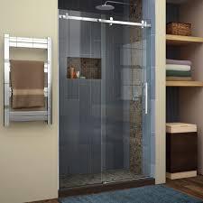 home depot shower glass