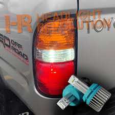 2008 Toyota Tacoma Brake Light Bulb 2001 2004 Toyota Tacoma Led Reverse Light Bulbs 1000lm
