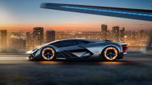 Lamborghini Terzo Millennio  I