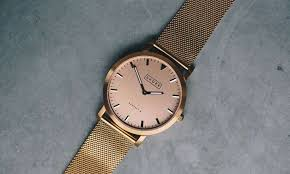 the best gold watches for men the idle man shore projects gold watch men