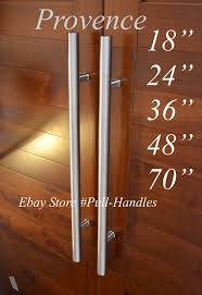 commercial door pulls. Door Long Pull Pulls Entry T Bar Handle Stainless Steel 18\ Commercial A