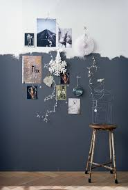 Interior Obsessions: Half Painted Wall Trend Here to Stay