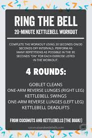 ring the bell workout via coconutskettles