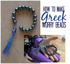 Marie\u0027s Pastiche: Greece Activity: Making Greek Worry Beads ...