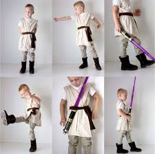 and when i brought out the purple light saber that he d seen at target for months it was morning those are the payoffs of making costumes for