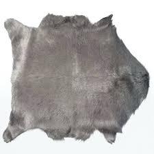 goat skin rug ikea goatskin charcoal