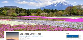 Microsoft Free Wallpaper Themes Microsoft Releases Japanese Landscapes Wallpaper Pack For