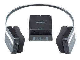 tv headphones wireless. voxoom wireless tv headphones system tv