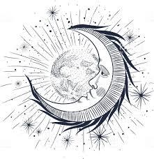 月星フリーメーソンのタトゥーt シャツ錬金術akultism中世の宗教レトロ霊