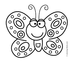 Butterfly Patterns Printable Simple Decorating Ideas