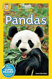 national geographic kids readers pandas national geographic kids readers level 2 book at low s in india national geographic kids